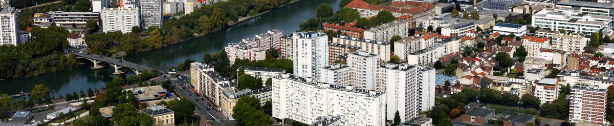 rénovation urbaine du quartier du vieux saint-ouen